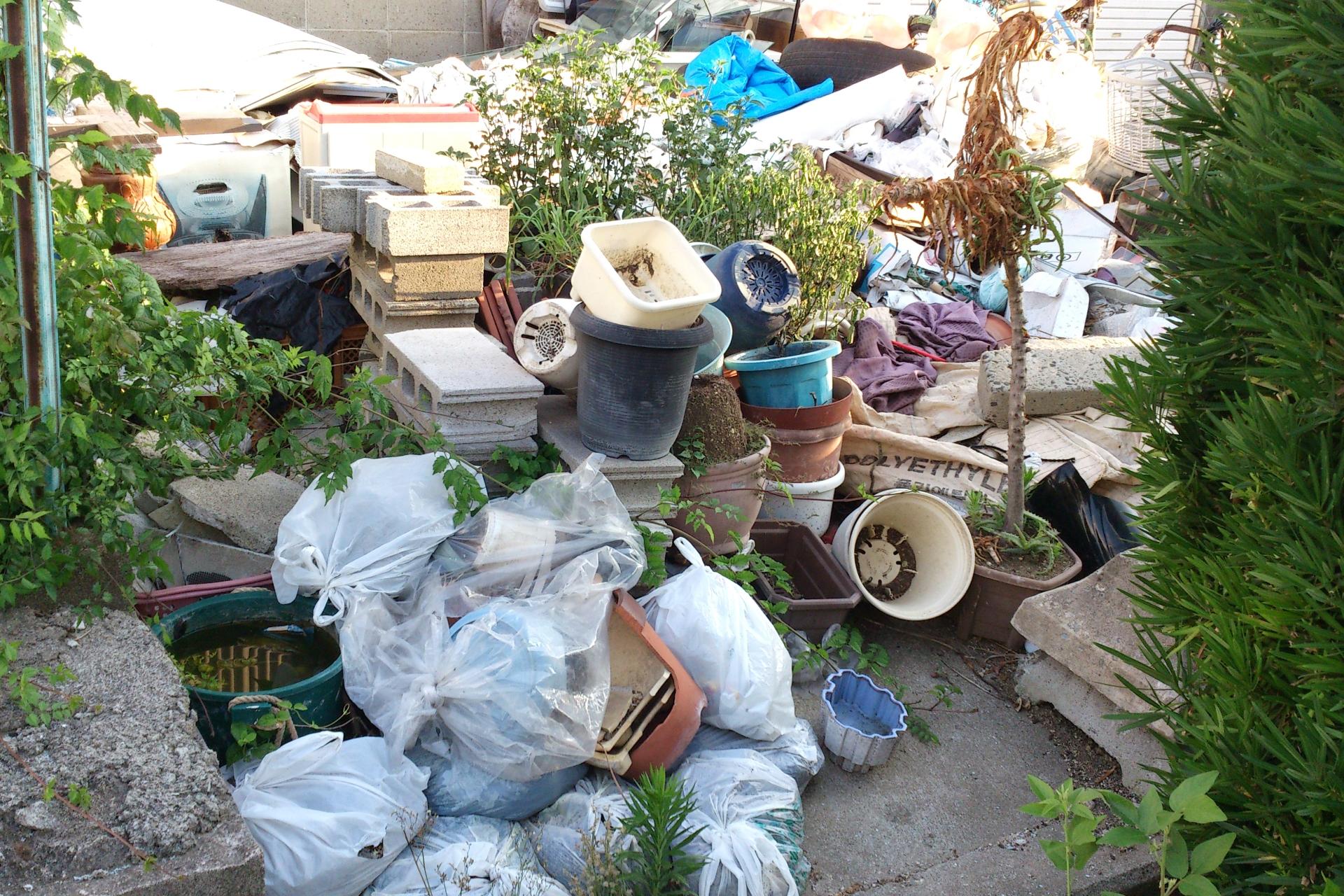 ゴミ屋敷の原因